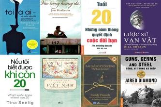 10 cuốn sách dành cho sinh viên năm nhất