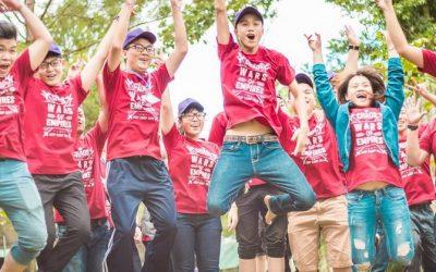 OISP Camp 2016 – nơi sức trẻ Bách Khoa lan tỏa