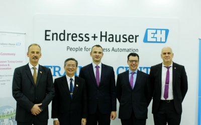 ĐH Bách Khoa khánh thành Trung tâm Đào tạo Endress Hauser