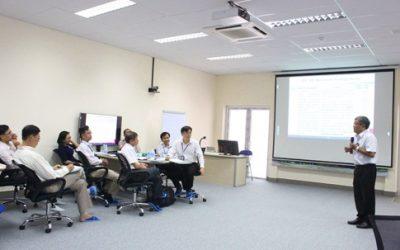 Tập huấn viết báo cáo tự đánh giá cấp trường theo Bộ tiêu chuẩn AUN-QA
