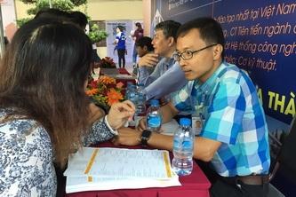 Xét tuyển ĐH 2017: Thí sinh được đăng ký nhiều nguyện vọng