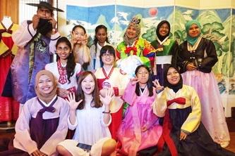 Chương trình trao đổi văn hóa của ĐH Quốc gia Chonbuk 2017