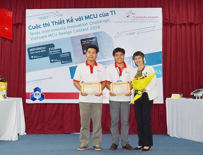 TI MCU Contest 2016 01