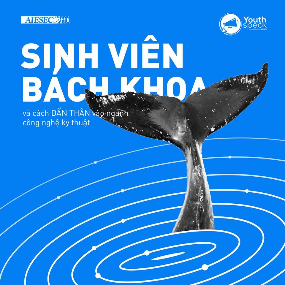 YouthSpeak UniTour Bach Khoa 2017