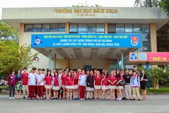 ĐH Bách Khoa đón Trường Quốc tế Việt Úc tham quan