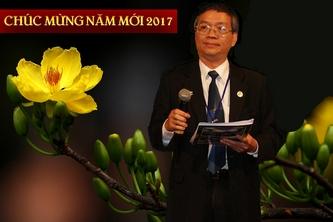 Hiệu trưởng Bách Khoa chúc mừng năm mới 2017
