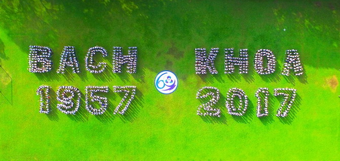 BKU60 kickoff day 01