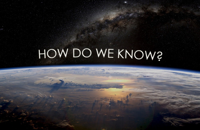 How do we know 01