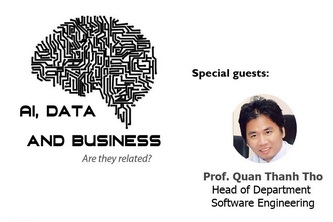 BizTech Talk #8: AI, Data & Business – Are They Related?