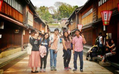 Học bổng trao đổi SV của Đại học Kanazawa (Nhật)