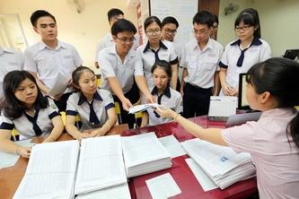 75% thí sinh đăng ký xét tuyển vào đại học