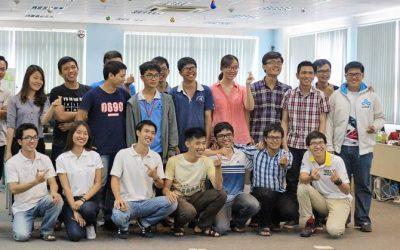 SV Bách Khoa Quốc Tế  kiến tập tại ZIGExN VeNtura