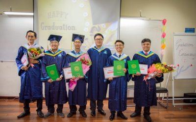 Chúc mừng 2.362 sinh viên Bách khoa tốt nghiệp