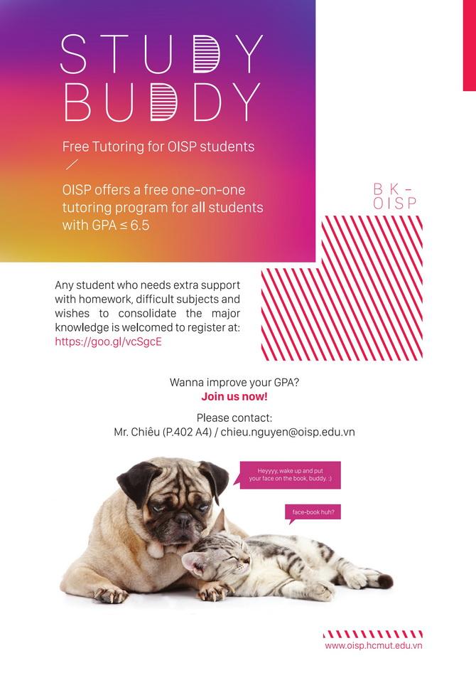 Study Buddy 2017