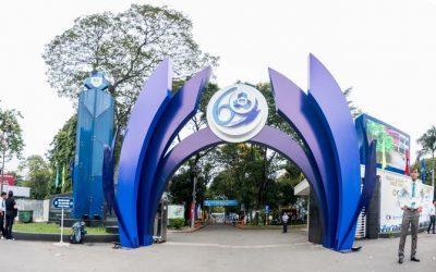 Đại học Bách Khoa rộn ràng chào đón 60 năm thành lập