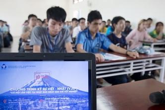 Chương trình Kỹ sư Việt Nhật tuyển bổ sung 15 chỉ tiêu