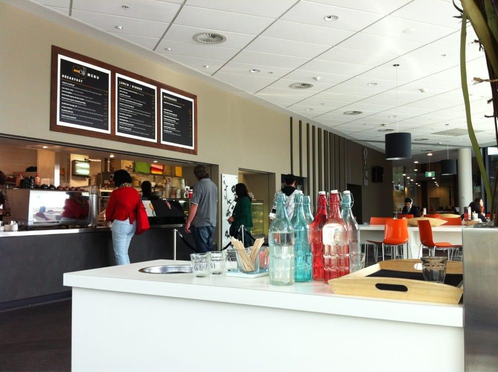 Library Coffee MC UNI