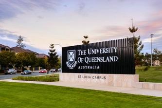 Buổi gặp đại diện The University of Queensland