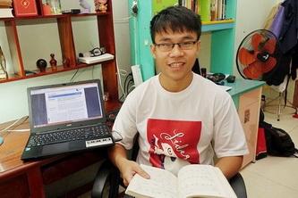 Chưa tốt nghiệp đã có luận văn trên tạp chí khoa học quốc tế