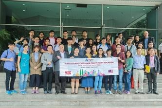 SV BK-OISP trao đổi tại HELP University (Malaysia)