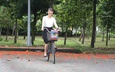 ĐHQG TP.HCM sắp có xe đạp công cộng thông minh