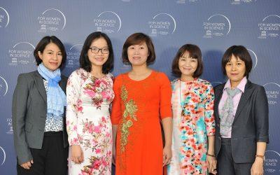 Giảng viên Bách Khoa đạt giải khoa học UNESCO
