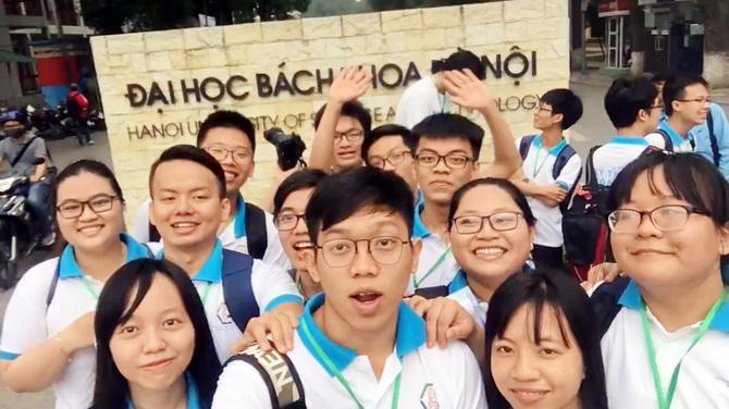 SVBK Olympic Hoa hoc SV 2018