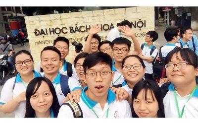 SV Bách Khoa lập thành tích ấn tượng tại Olympic Hóa học SV toàn quốc 2018