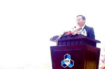 PGS. Mai Thanh Phong chính thức thành Hiệu trưởng Bách Khoa