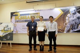 Nữ nhi dầu khí đoạt Giải I Hội nghị Nghiên cứu khoa học SV BK-OISP 2018