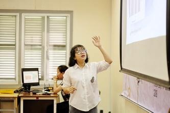Trợ giảng Kỹ năng mềm, học kỳ Pre-University 2018