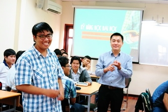 Giảng viên Kỹ năng mềm, học kỳ Pre-University 2018