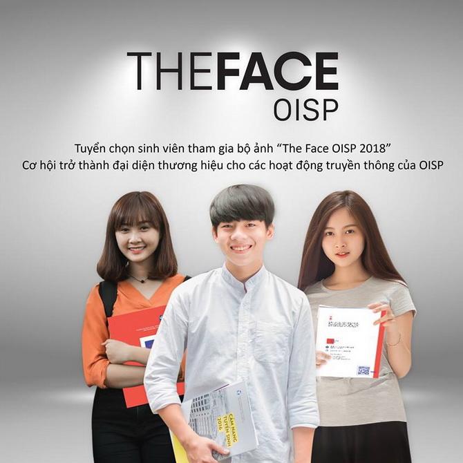 The Face OISP 2018