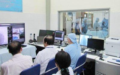 Hệ thống chẩn đoán bệnh từ xa của giảng viên Bách khoa