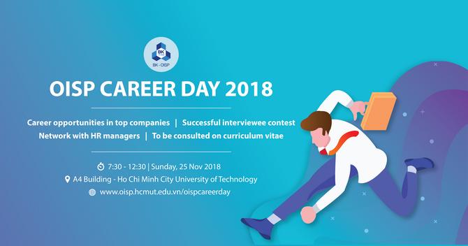 OISP Career Day 2018