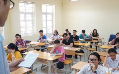 Công bố phương án thi THPT Quốc gia 2019