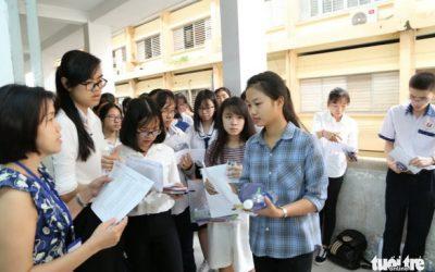 Đánh giá Năng lực sẽ là phương thức tuyển sinh chính của ĐHQG-HCM
