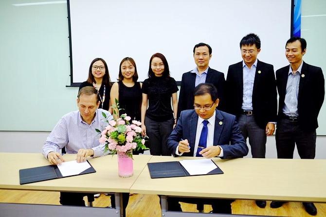 OISP ký kết hợp tác chiến lược với P&G Indochina