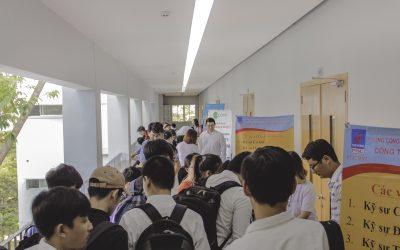 Cùng nhìn lại ngày hội việc làm BK-OISP Job Fair 2019