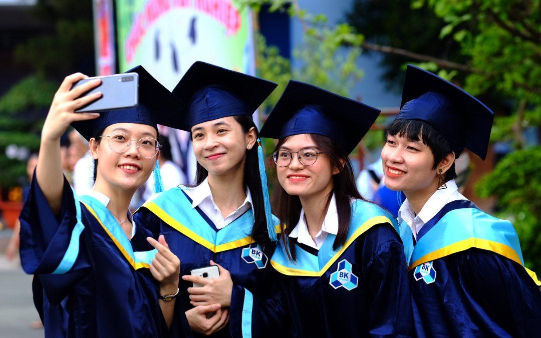 Lễ tốt nghiệp chương trình Chất lượng cao trường ĐH Bách khoa TP.HCM – 04/2019