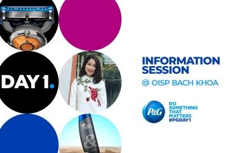Hội thảo định hướng nghề nghiệp với công ty P&G Vietnam