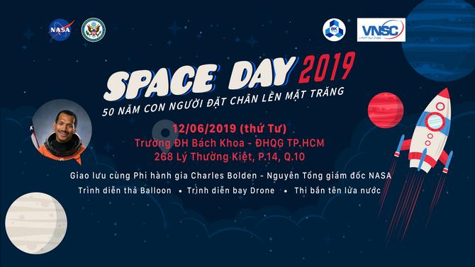 Space Day 2019 Bach khoa