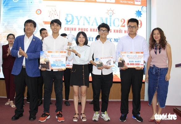 Á quân BK Innovation 2018 tiếp tục chiến thắng tại Dynamic 2019