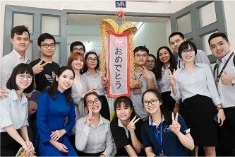 Đông đảo tân SV tham dự Hội thảo Kỹ sư Việt – Nhật