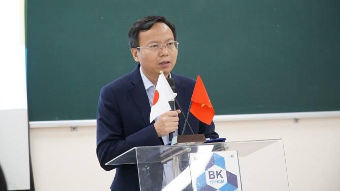 thầy Mai Thanh Phong