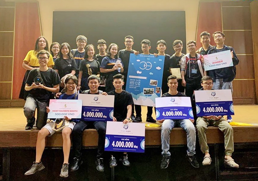 SV BK-OISP đạt hai giải Nhất tại English Speaking Day Open 2019