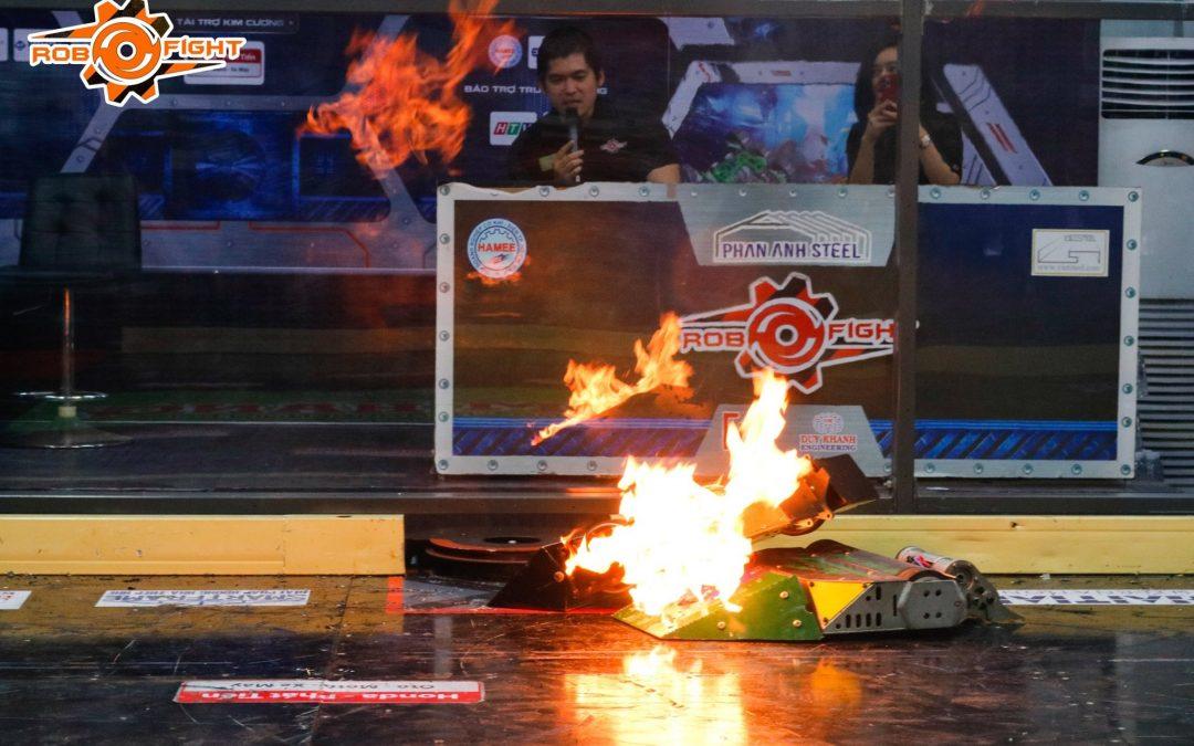Robot Đại chiến 2019: Vòng Loại nảy lửa