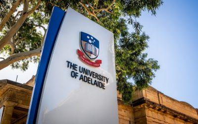 Học bổng du học tại Đại học Adelaide (Úc)
