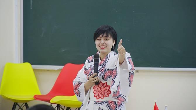 Cô Nhật Linh - Seminar 3.12