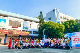 OISP gặp mặt chúc Tết đầu năm 2020